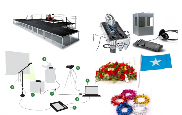 Conference / Meeting Equipment Hire